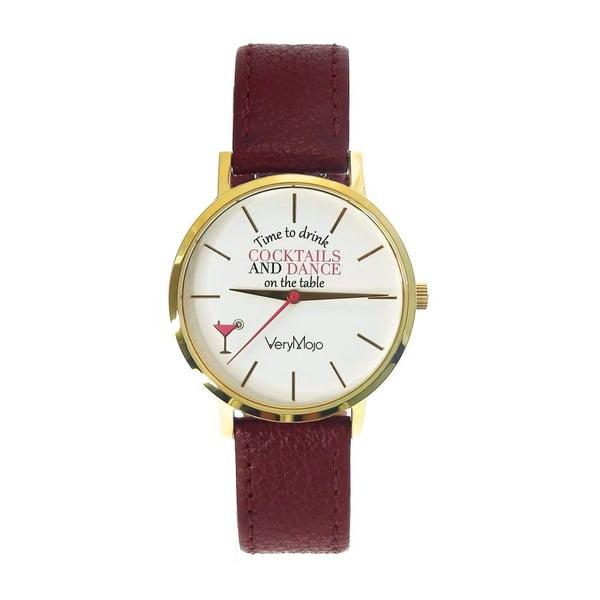 Vínové hodinky VeryMojo Time To Drink