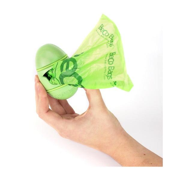 Kapsa na venčící sáčky Beco Pocket, přírodní