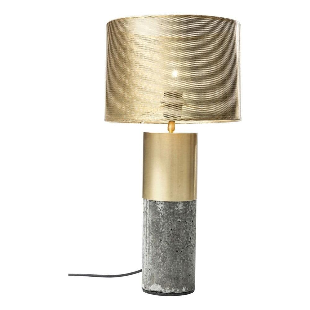 Stolní lampa ve zlaté barvě Kare Design Art Miami