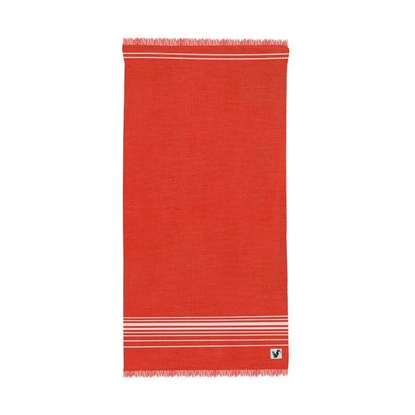 Plážový ručník Origama L Tomato