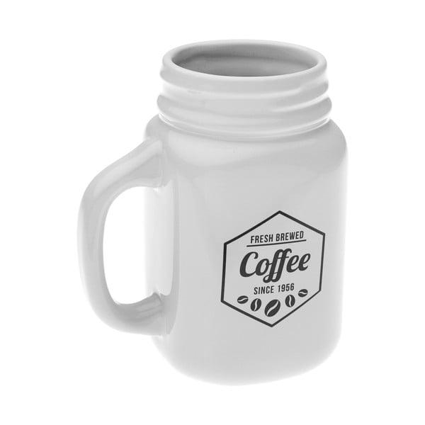 Cană din ceramică Versa White Coffee