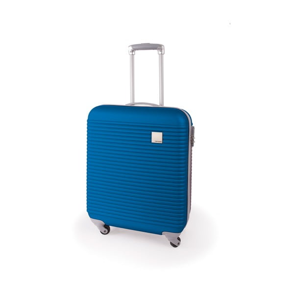 Cestovní kufr Tempo Trolley Azul