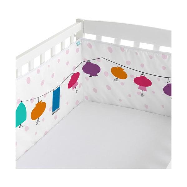 Výstelka do postele Cherry Blossom, 70x70x70 cm