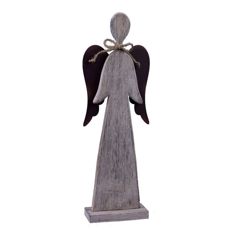 Dekorativní anděl Ego Dekor Nina, výška 40 cm