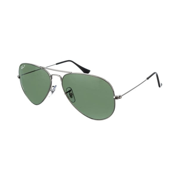 Unisex sluneční brýle Ray-Ban 3026 Green 58 mm