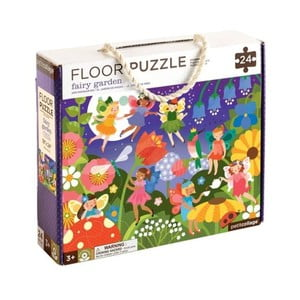 Velké puzzle Petit collage Fairy Garden