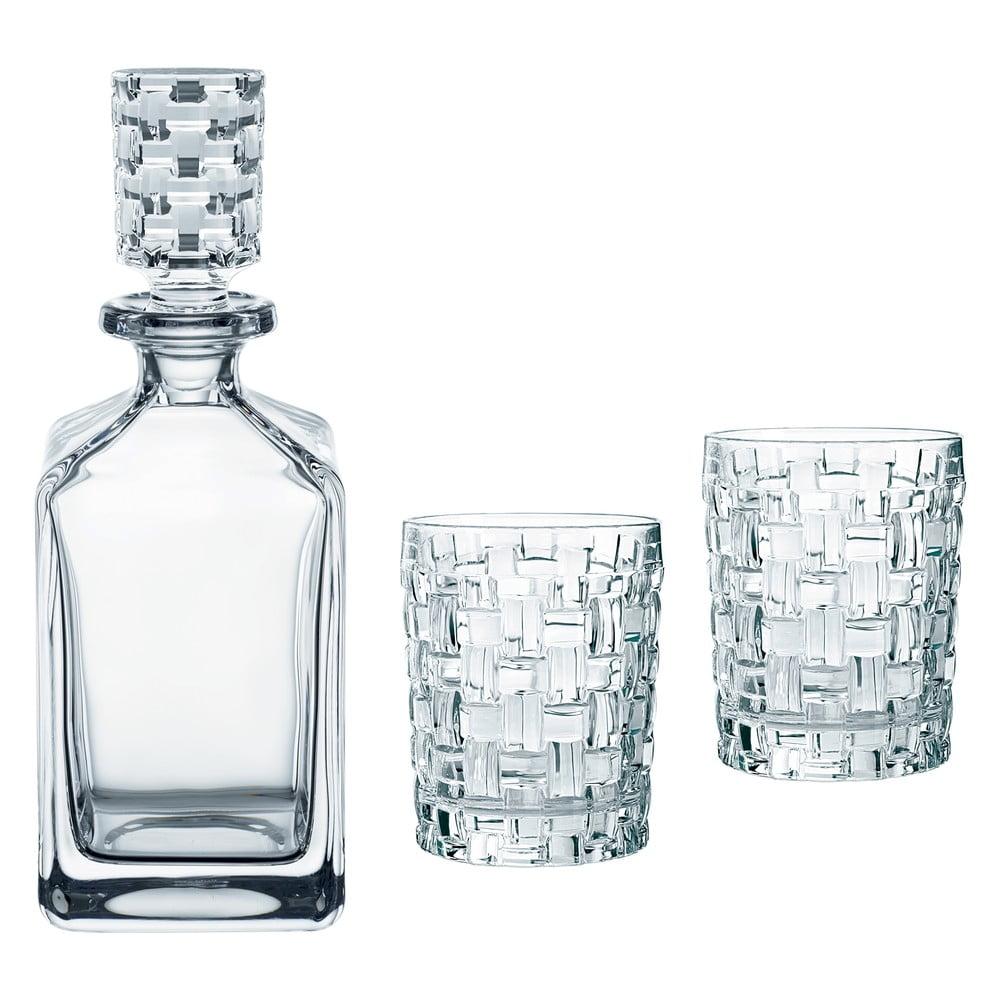 Set na whisky z křišťálového skla Nachtmann Bossa Nova Whisky Set