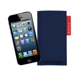 Plstěný obal na iPhone 5/5C/5S, navy blue