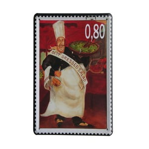 Cedule Stamp Chef II, 15x21 cm