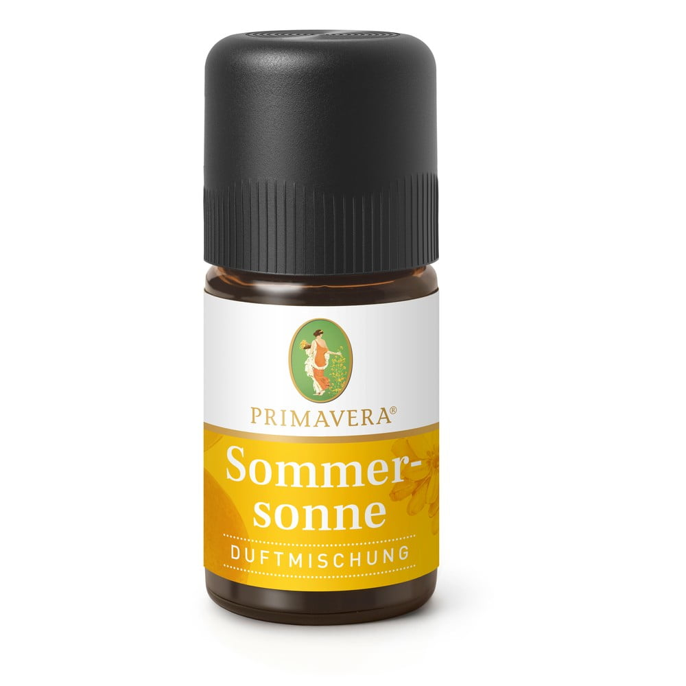 Vonná směs Primavera Summer Sun, 5 ml
