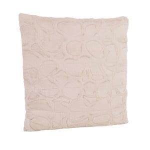 Povlak na polštář v krémové barvě InArt Creamo, 40x40cm