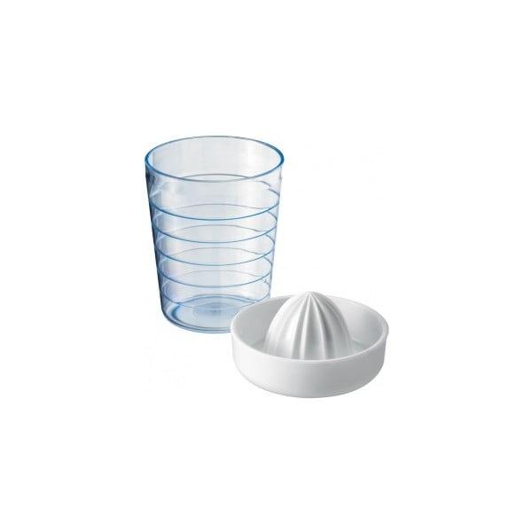 Kubek do mieszania żywności z wyciskarką do cytrusów Westmark Shake, 0,25 l