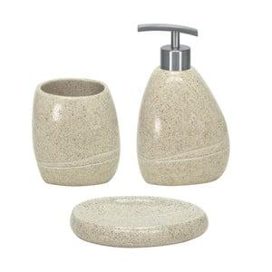 Koupelnový set Stones Beige