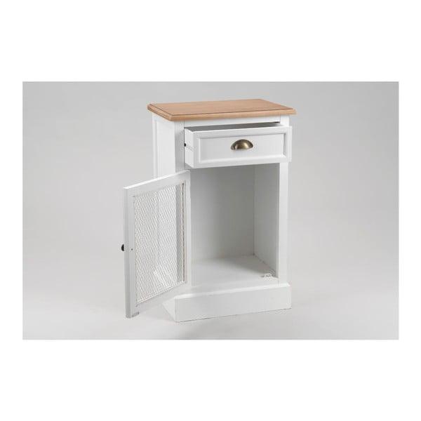 Noční stolek Provence, 78x48x35 cm