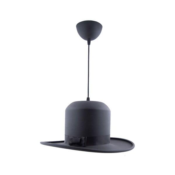 Stropní světlo Woman Hat Black/Gold