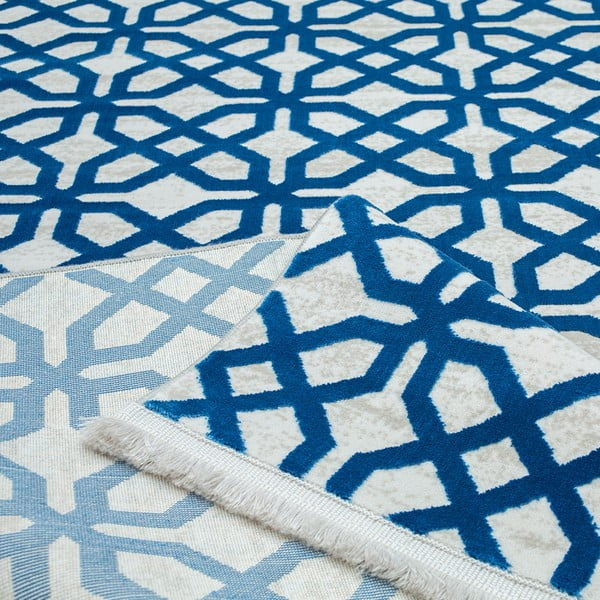 Běhoun Marisso Azul, 80 x 300 cm