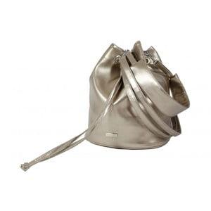 Kabelka ve zlatostříbrné barvě Dara bags Margot No.27