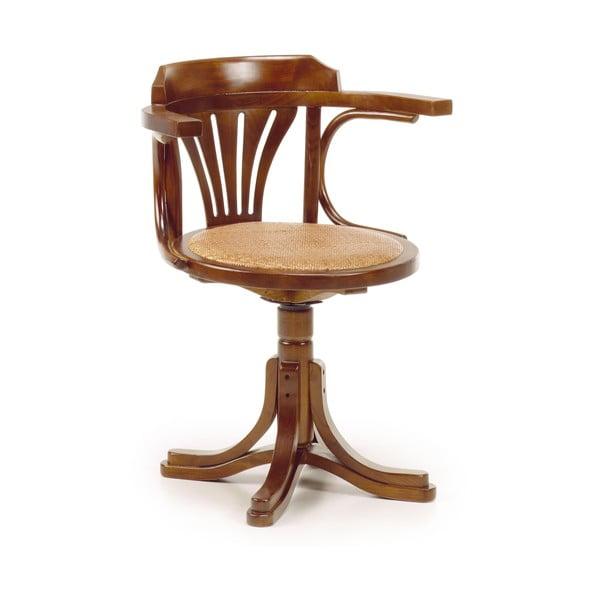 Otočná židle Moycor Star Rattan