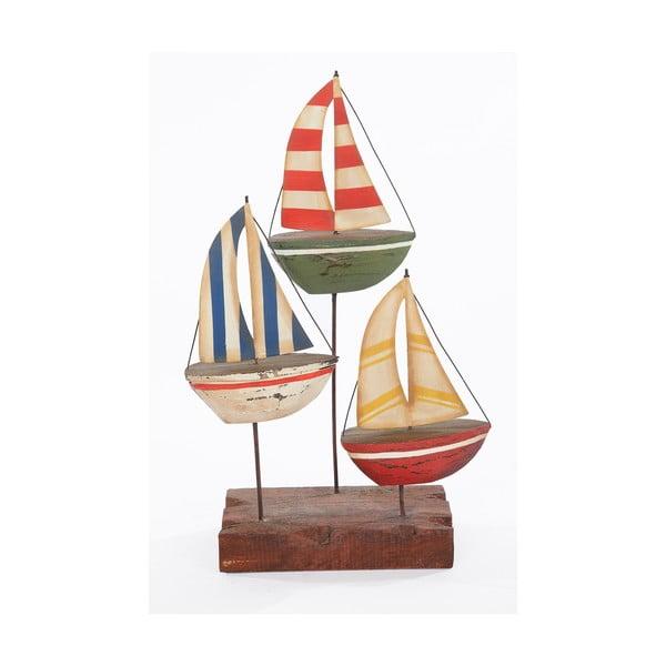 Dekorace Artesania Esteban Ferrer Sailing Boats