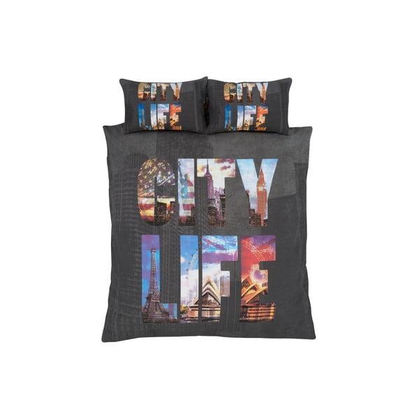 Povlečení City Life, 135x200 cm