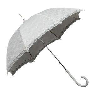 Bílý deštník Falconetti Victorian Lace