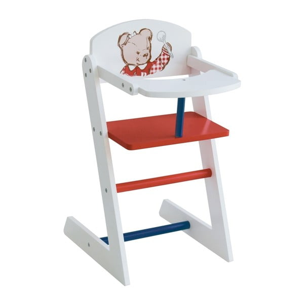 Židle pro panenky Roba Dolls Teddy