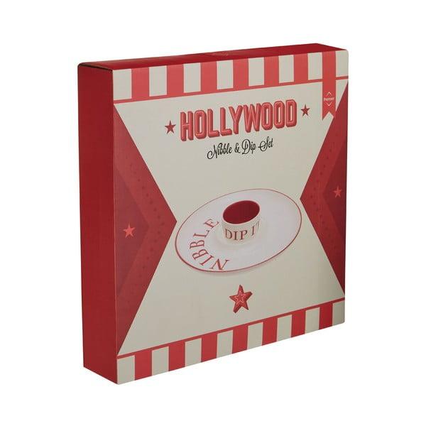 Servírovací talíř na jednohubky a dip Premier Housewares Hollywood