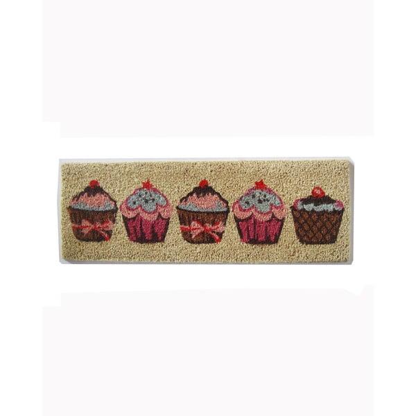 Rohožka Cupcakes, 70x24 cm