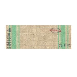 Vinylový koberec Cocina Turquesa, 50x140 cm