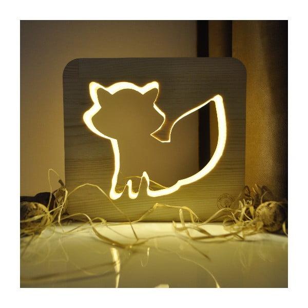 Dětská lampička Creative Gifts Liška