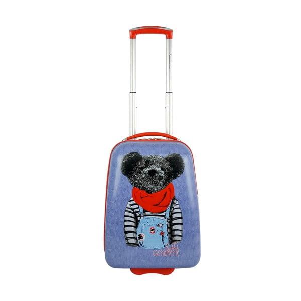 Dětské zavazadlo Lulucastagnette Osito, 32l