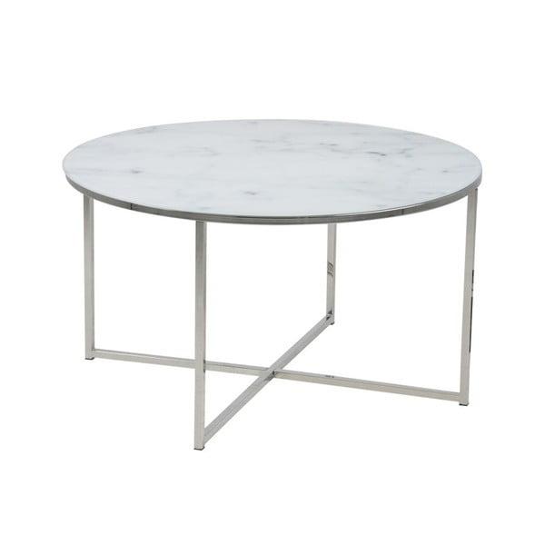 Konferenční stolek Actona Alisma, ⌀ 80 cm