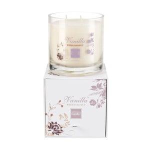 Aroma svíčka Vanilla & Coconut Medium, doba hoření 50 hodin