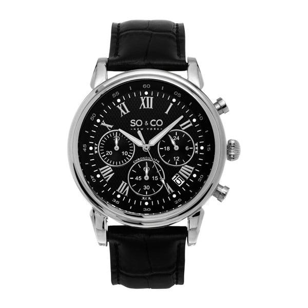 Pánské hodinky Monticello World Black