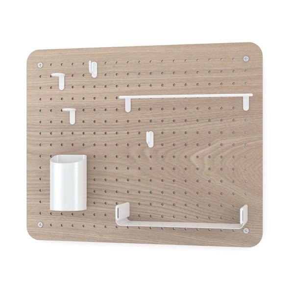 Organizační nástěnka Pegboard, 42,5x52,5 cm