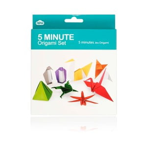 Set origami skládanek npw™ Origami Minute