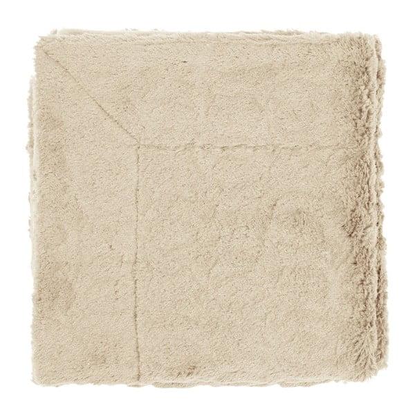 Pléd Jetra Sand, 130x180 cm