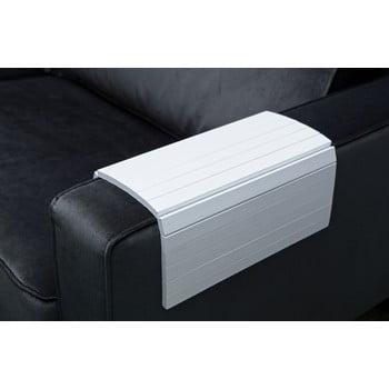 Cotieră flexibilă pentru canapea WOOOD, alb