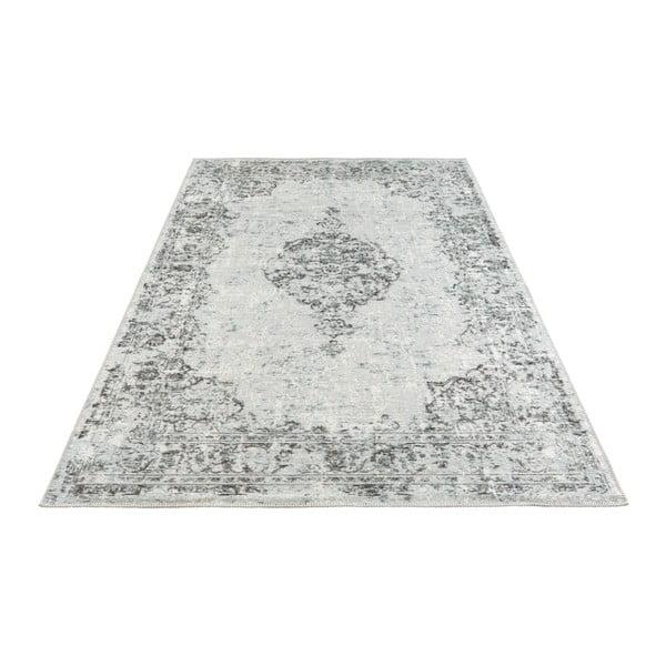 Modrý koberec Elle Decor Pleasure Vertou, 80 x 150 cm