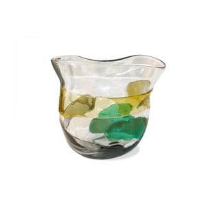 Váza Moycor Tricolour, 24x12x22 cm