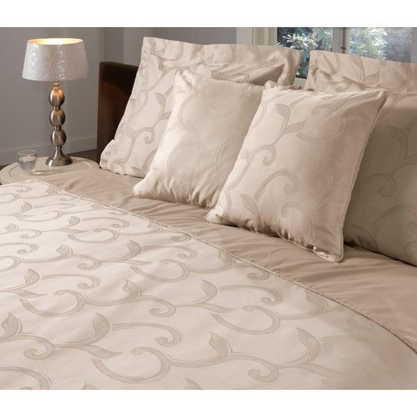 Povlečení Curls Sand, 200 x 200 cm
