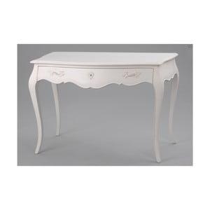 Stůl se zásuvkou Amadeus, 110x55 cm