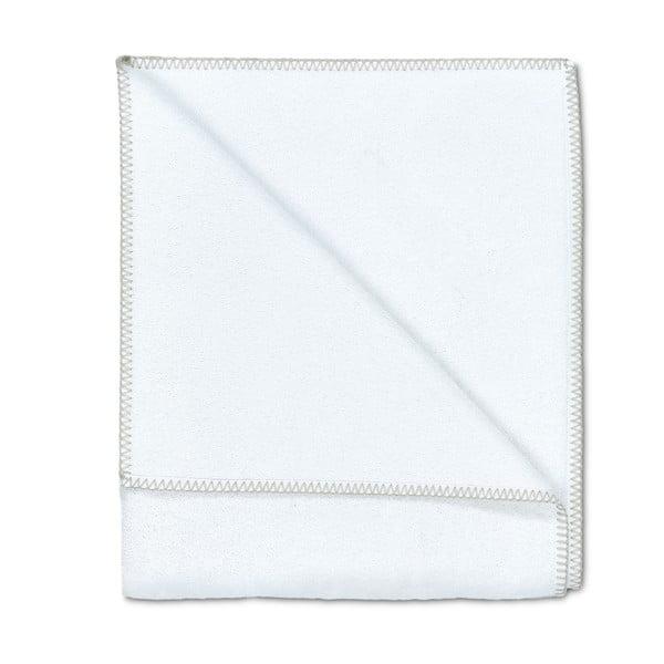 Sada 2 osušek Whyte 100x150 cm, bílá/béžová