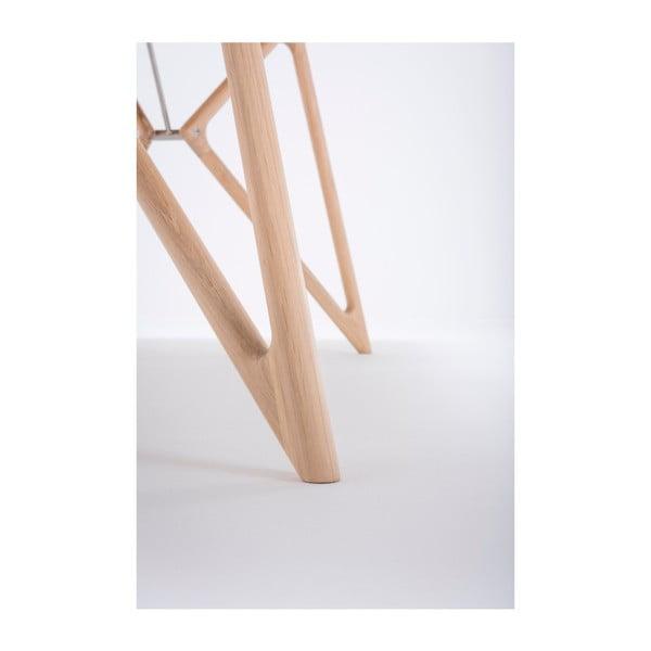 Jídelní stůl z masivního dubového dřeva Gazzda Tink, 160x90cm