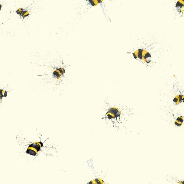 Role tapety Včelky, 53x1005 cm
