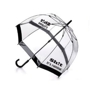Deštník Shit It's Raining