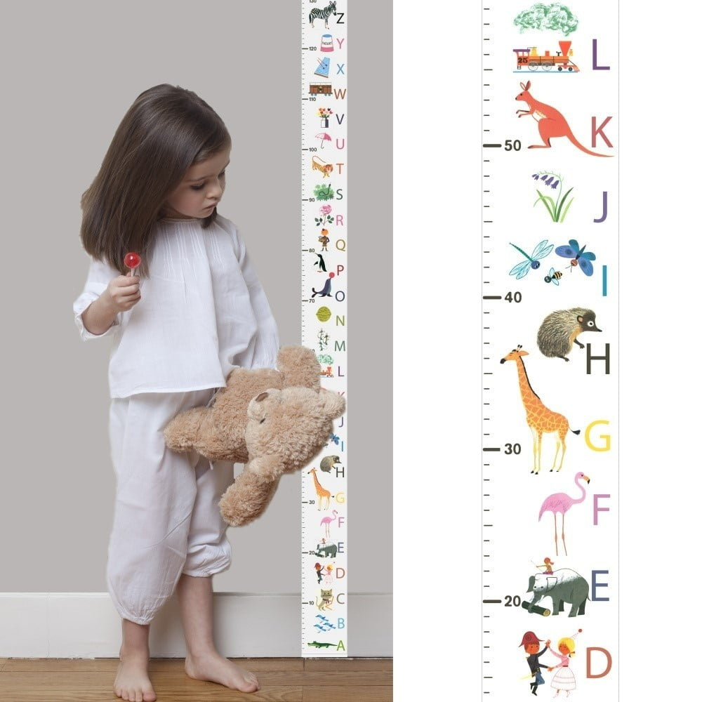 Nástěnný metr Art For Kids Alphabet