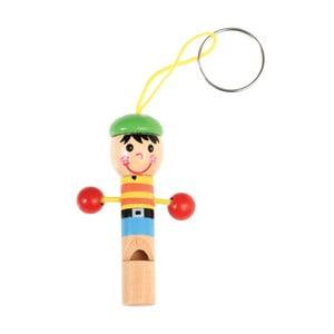 Dětská dřevěná píšťalka Rex London Sailor