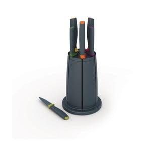 Sada 6 nožů s rotačním stojanem Joseph Joseph Knives & Carousel Set