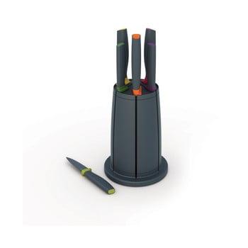 Set 6 cuțite cu suport rotativ Joseph Joseph Knives & Carousel Set de la Joseph Joseph